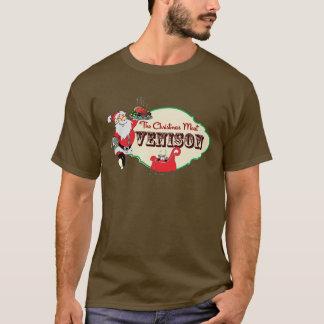 Santa Loves Roasted Venison T-Shirt