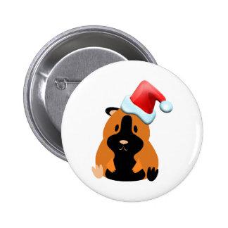 Santa Lyric Button