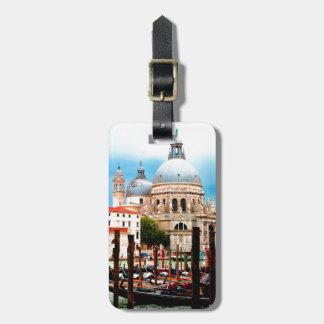 Santa Maria della Salute Luggage Tag