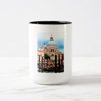 Santa Maria della Salute Two-Tone Coffee Mug
