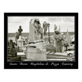 Santa Maria Magdalena de Pazzis Cemetery Post Cards