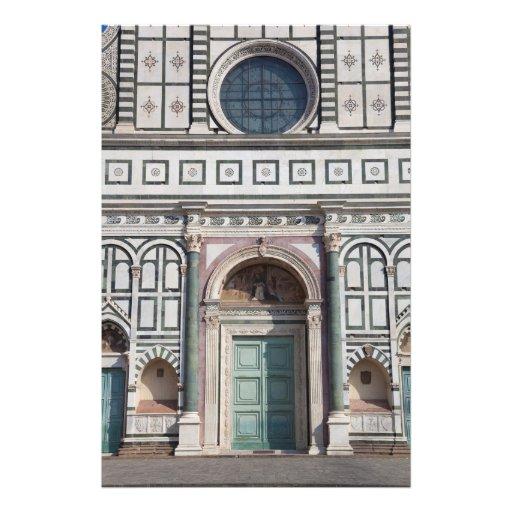 Santa Maria Novella, Florence Photographic Print