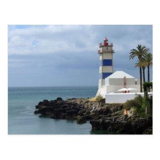 Santa Marta lighthouse Postcard