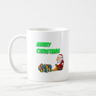 Santa Merry Christmas Mug