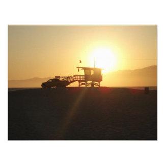Santa Monica at Sunset Invite
