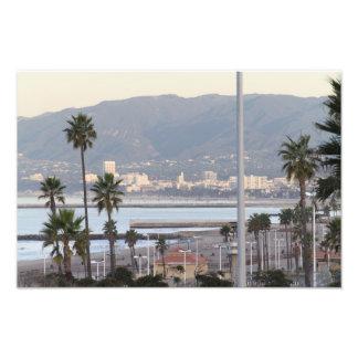 Santa Monica Bay Photo Print