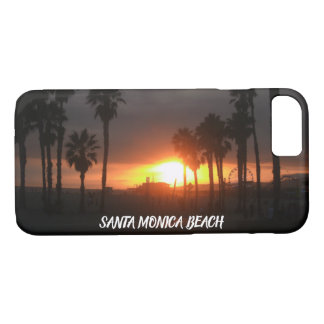 Santa Monica beach marries iPhone 8/7 Case