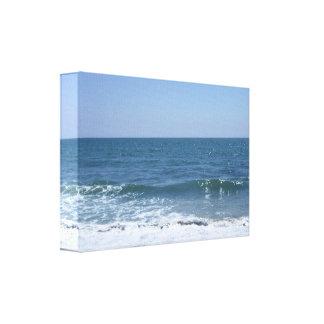 Santa Monica California Coastal Canvas Print