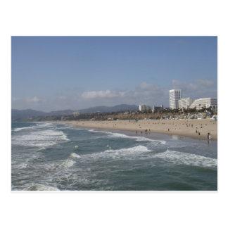 Santa Monica, California Postcards