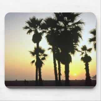 Santa Monica, Los Angeles, California, U.S.A. Mouse Pads