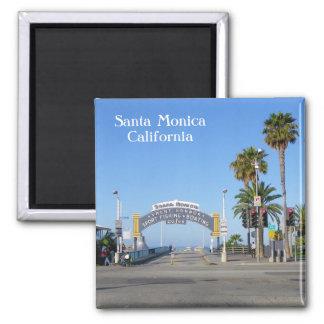 Santa Monica Magnet! Magnet