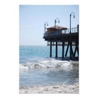 Santa Monica Pier Photo Print