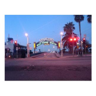 Santa Monica Pier Post Cards