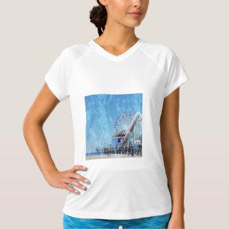 Santa Monica Pier T-Shirt