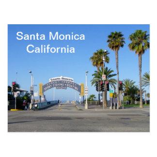 Santa Monica Postcard!