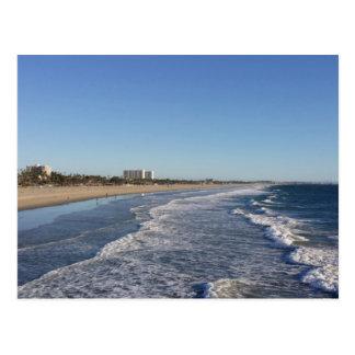 Santa Monica Shoreline Post Cards