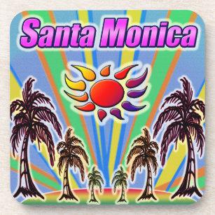 Santa Monica Summer Love Coaster