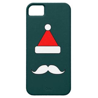 Santa Moustache iPhone 5 Covers