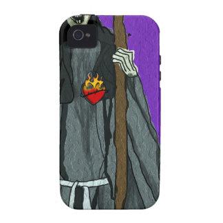 santa muerte apparell Case-Mate iPhone 4 covers