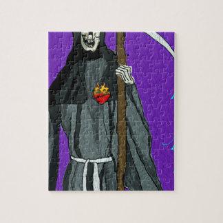 santa muerte apparell jigsaw puzzle