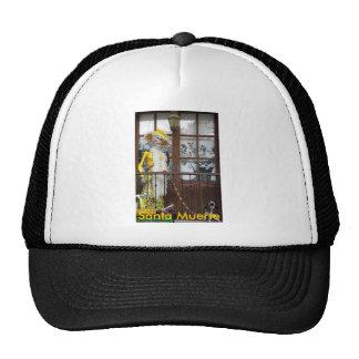 Santa muerte hat