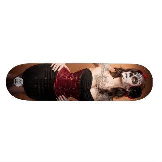 Santa Muerte Skateboard