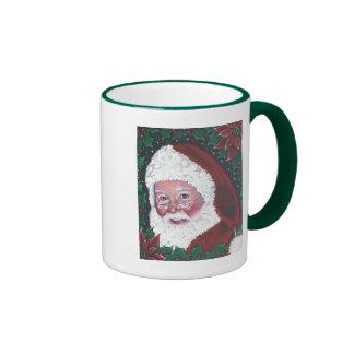 Santa Ringer Mug
