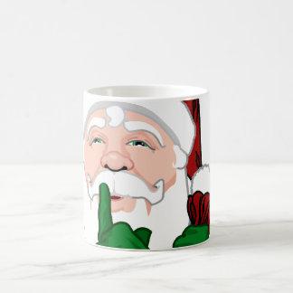 Santa Mug Coffee Cup Festive Christmas Santa Cup