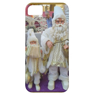 Santa musicians barely there iPhone 5 case