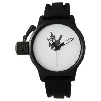 Santa Ninja Watch