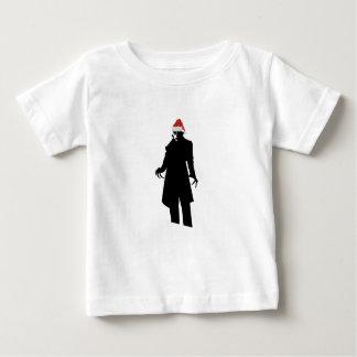 santa nosferatu baby T-Shirt