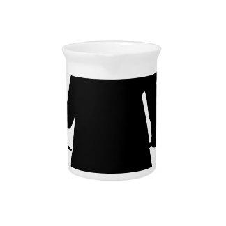santa nosferatu pitcher