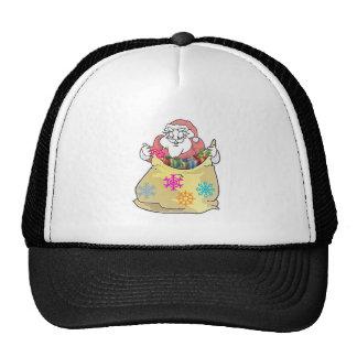 santa_pack mesh hat