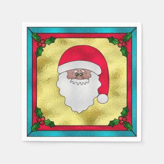 Santa Paper Napkin