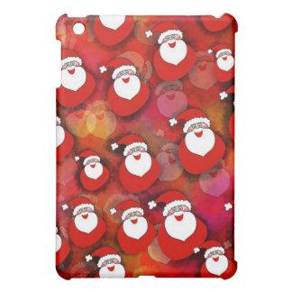 Santa Pattern iPad Mini Case