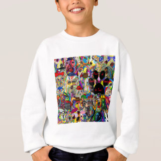 Santa Paws is Coming to Town Sweatshirt