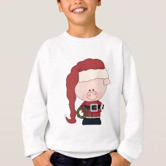 Santa Pig Claus Sweatshirt