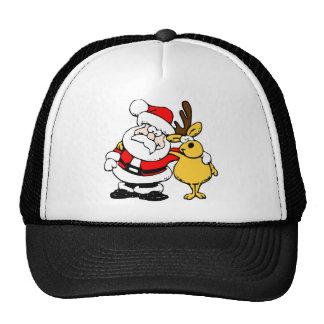 Santa & Reindeer Hats