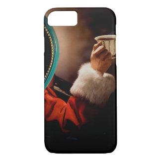 Santa Relaxing iPhone 7 Case
