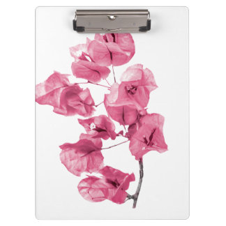 Santa Rita Flowers Photo Clipboard