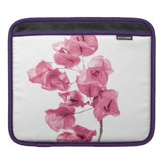 Santa Rita Flowers Photo iPad Sleeve