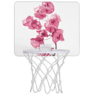 Santa Rita Flowers Photo Mini Basketball Hoop