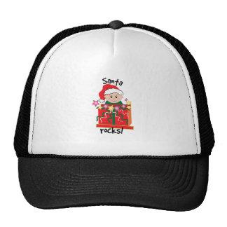 Santa Rocks! Hat