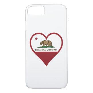 Santa Rosa Love Phone Case