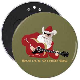 Santa s Other Gig Pins