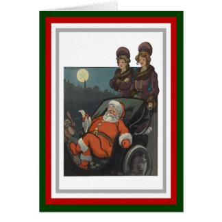 Santa s Wish List Cards