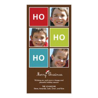 Santa Says - Christmas Photo Card