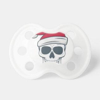 santa-skull dummy