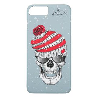 Santa Skull Elf iPhone 8 Plus/7 Plus Case