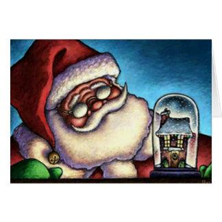 santa_sno_globe card